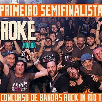 Concurso Bandas Rock in Rio Tea 2019